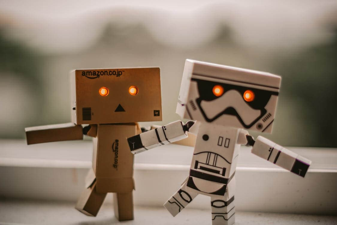 robots steuerung