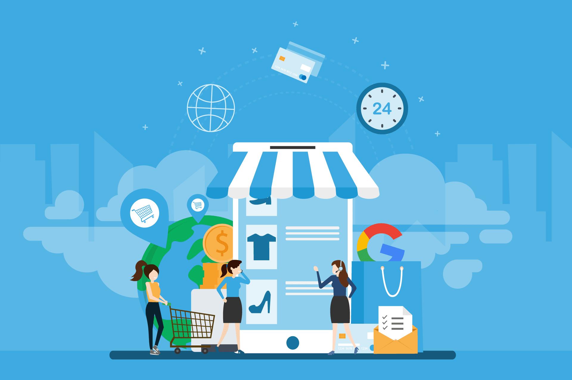 Google Shopping einrichten